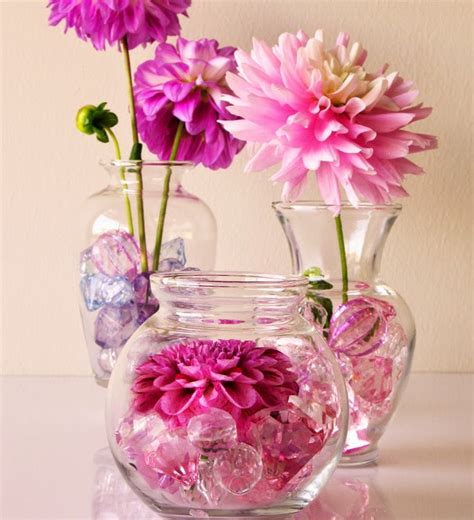 flower decorating tips home decor flower arrangements http refreshrose blogspot