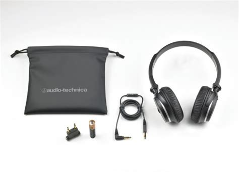 Audio Technica Ath Anc25 Point Active Noise Cancelling On Ear audio technica announces its most low priced noise cancelling headphones the quietpoint