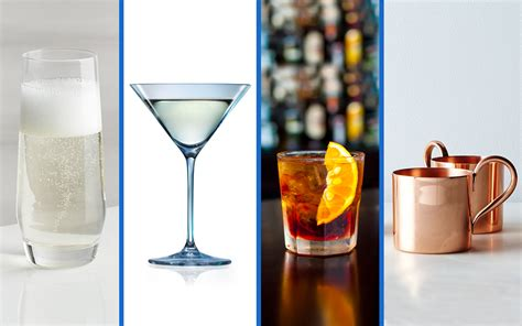 best barware glasses glasses 101 the best barware for your home bar