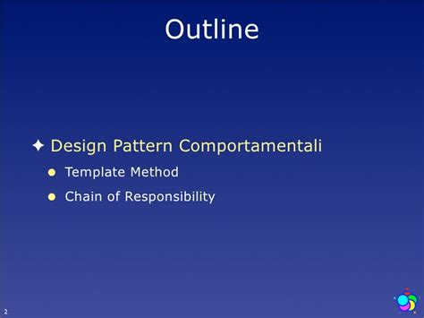software design pattern chain of responsibility lezione 7 design pattern comportamentali