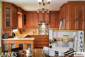 r 201 novation refacing d armoire de cuisine en m 201 lamine