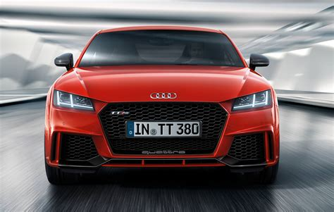 The New Audi Tt by All New Audi Tt Rs Coup 233 Audi Uk