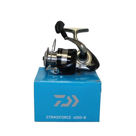 Jual Reel Spinning Go Strike Terrific 4000 daiwa strikeforce b spinning reel 5 3 1 h mh sf4000 b ebay