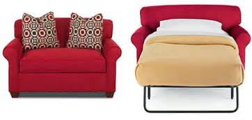 Loveseat Sleeper Ikea The Multitasking Sleeper Chair Unclutterer