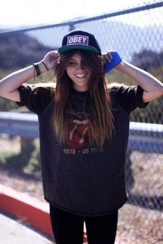 girl hairstyles with snapbacks snapback hairstyles for girls 25 ways to wear snapback hair