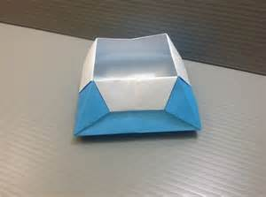 Origami Daily - 17 best images about origami boxes food on