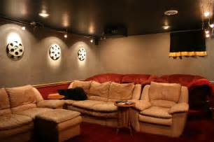 Home Theatre Decoration Ideas by Home Theater Rooms Room Decorating Ideas Home