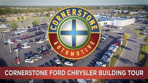 cornerstone ford chrysler building  youtube