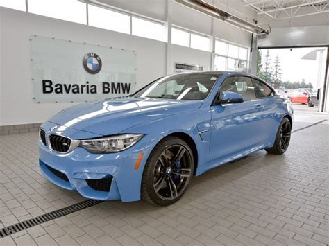 New Bmw M4 2018 by New 2018 Bmw M4 Coupe 2 Door Coupe In Edmonton 18m46520