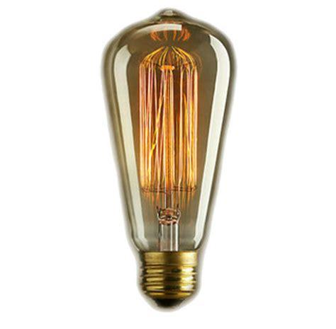 Edison Style   Vintage Antique Light Bulb 60 Watt, 5.5