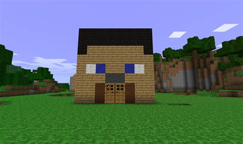 head house head house minecraft project