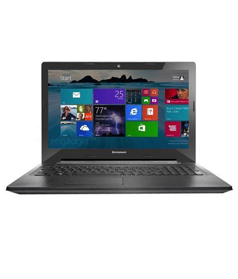Notebook Lenovo Amd E1 lenovo g50 45 notebook 80e3019eih amd e1 2gb ram 500gb 39 62 cm 15 6 windows 8 1