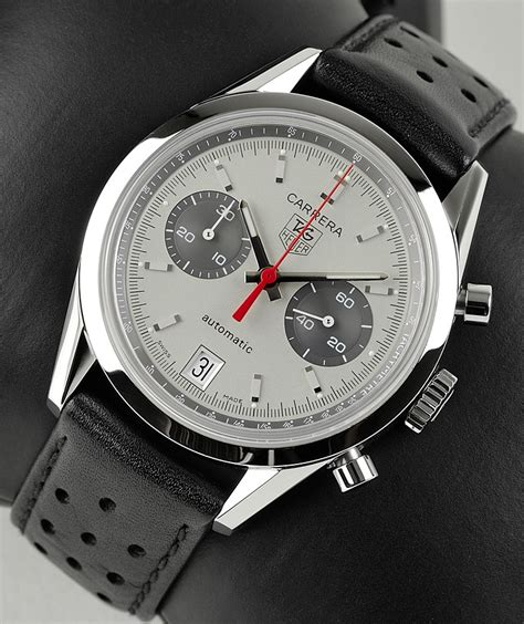 Tag Heuer Anniversary in depth review heuer calibre 18 telemeter the