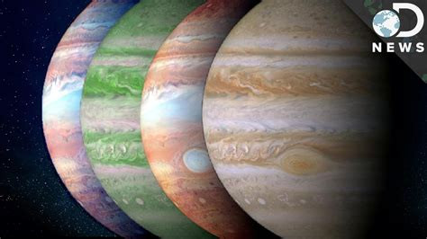 what color are the planets everything you about planet colors is wrong