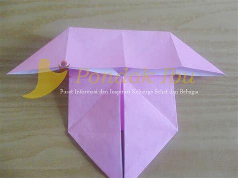 membuat origami kupu kupu membuat origami kupu kupu