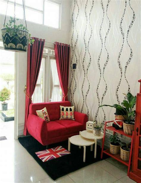 pemakaian wall decor  keren  rumah minimalis