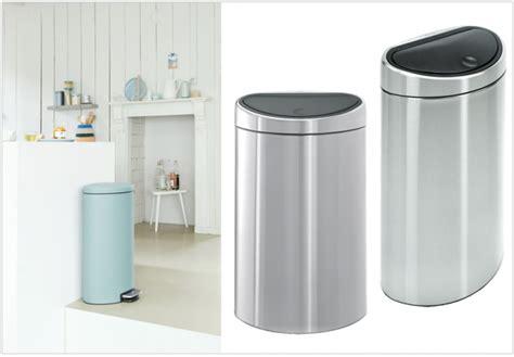 poubelle de cuisine design poubelle design cuisine chaios