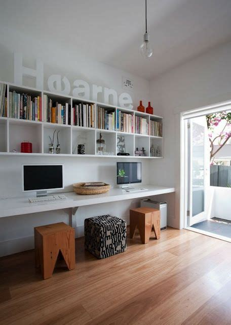 awesome floating desks   home office digsdigs