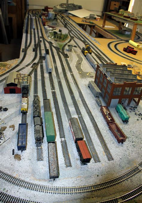 how to wire a model layout layout wiring and controls