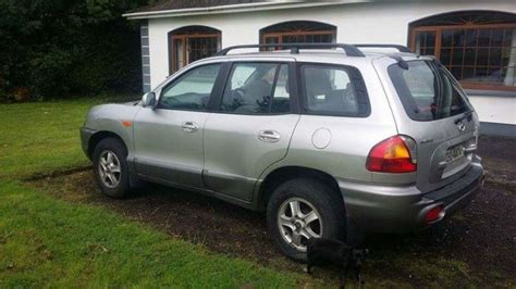 2003 Hyundai Santa Fe For Sale by 2003 Hyundai Santa Fe For Sale For Sale In Navan Meath