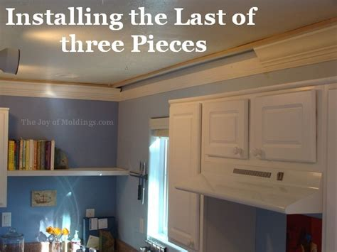 how to install crown moulding on kitchen cabinets download free how to install cabinet crown moulding
