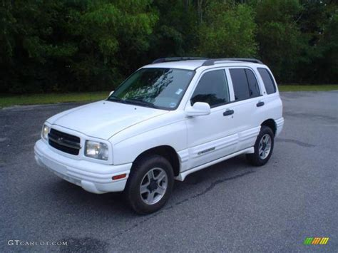 2003 chevrolet tracker 2003 chevrolet tracker photos informations articles