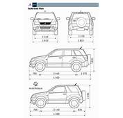 Suzuki Blueprints  Grand Vitara 2011 Free