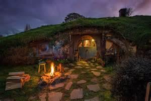 dormir dans une de hobbit c est possible