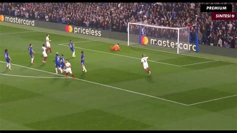 chelsea roma highlights chelsea vs roma 3 3 all goals highlights canale sportivo