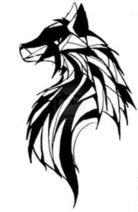 full body wolf tattoo tribal wolf tattoo design by thepioden full body