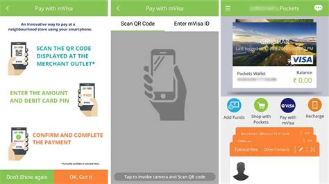 pay with your mobile mvisa pay with your mobile scanpaygo gadgetdetail