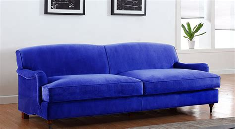 blue microfiber couch blue microfiber sofa really cool chairs
