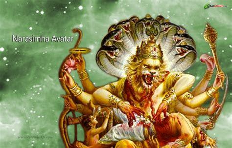 Photo Of Narasimha God lord narasimha miracles images photos wallpapers hd 2018