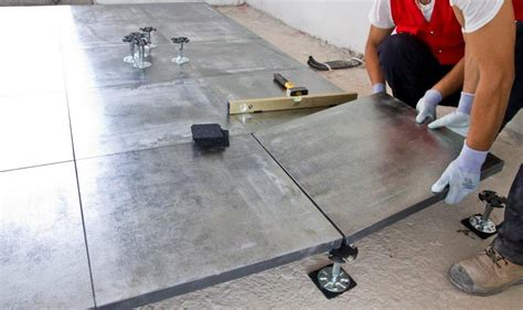 piastrelle isolanti accessori acustici pavimento sorpraelevato nesite