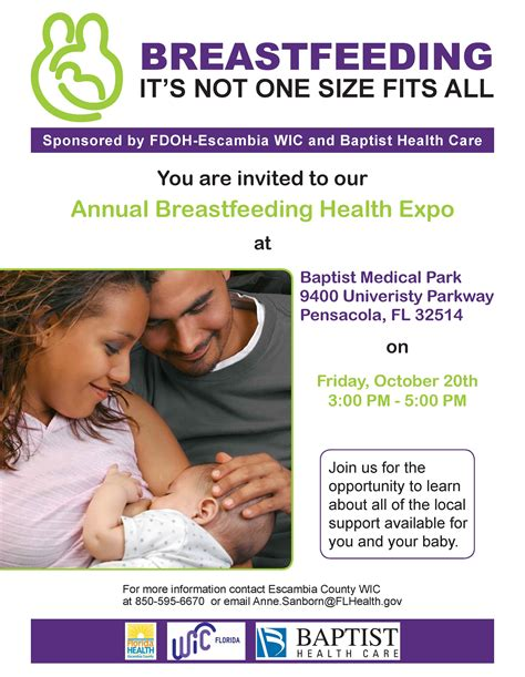 Wic Office Pensacola Fl by Annual Health Expo 2017 Florida Department