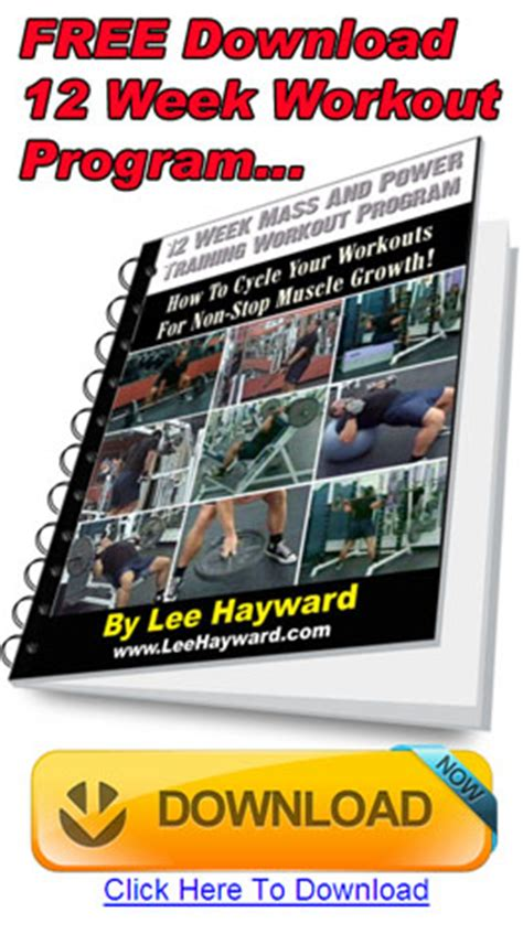 how many times should i bench a week how many reps should you do to build muscle lee hayward