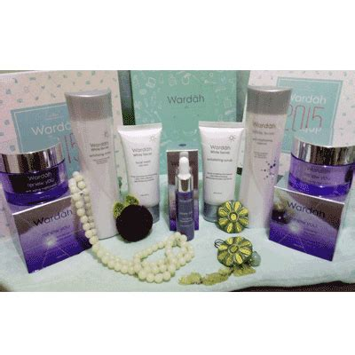 Harga Rangkaian Produk Wardah White Secret beautifull wardah white secret renew you anti anging