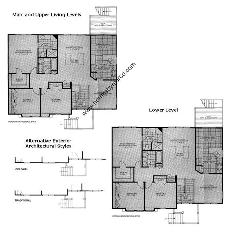 jefferson floor plan jefferson model in the laurel ridge subdivision in aurora