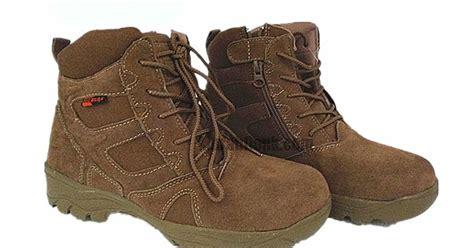 Tali Outdoor Tactical Gunung Cing sepatu tactical magnum kedai atribut perlengkapan