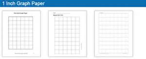 Graph Paper Template For Word by Printable Graph Paper Templates Updated The Grid System