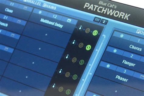 Blue Cat Audio Patchwork - blue cat audio announce patchwork 2 0 and mb 7 mixer 3 0