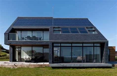 solar home 8 homes that generate more energy than they consume