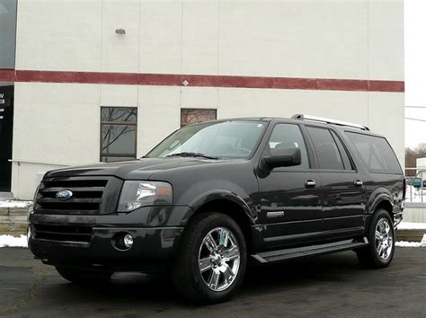 Ford Expedition 2007 by 2007 Ford Expedition El Information And Photos Momentcar