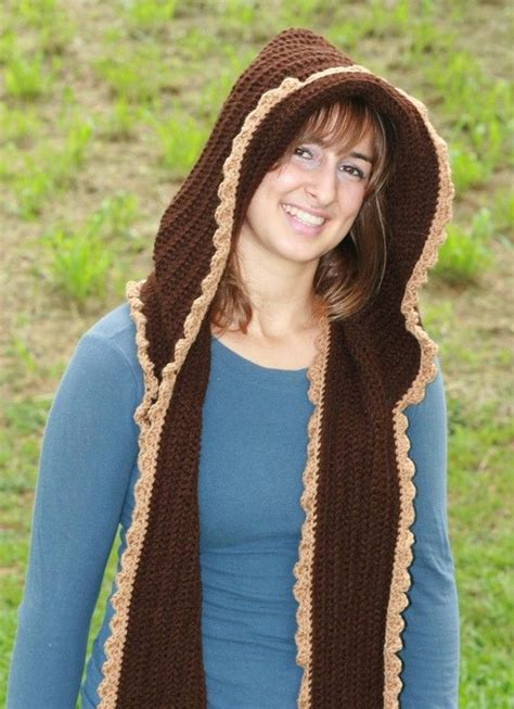 Syal Scarf Jrk Pattern Scarf P7c6be 17 best images about hobbies crochet hooded scarves on patterns hoods and crochet