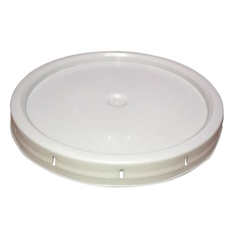 argee lid with gasket for 5 gal pail rg5502g 10 the