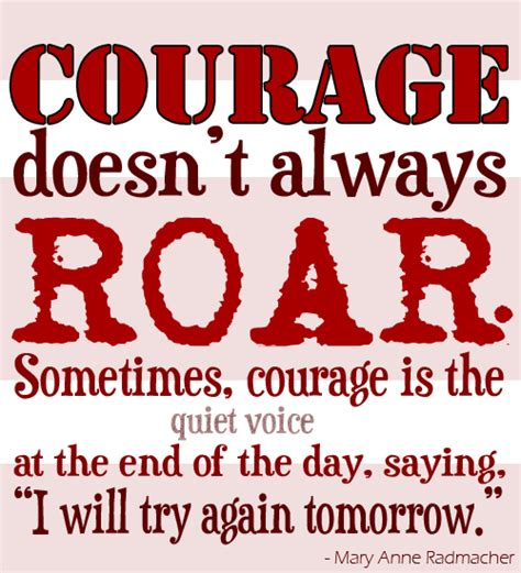 cancer of courage dealing with fear side out foundation