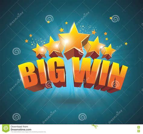 big win gold sign   casino poker roulette slot