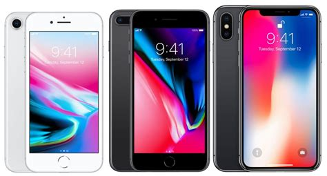 apple iphone x iphone 8 and iphone 8 plus price specs features and availability spiderorbit