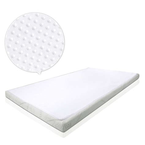 gel bed topper 5cm cool gel mattress topper double