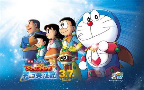 film doraemon tayang di xxi doraemon torna al cinema con nobita e gli eroi dello spazio